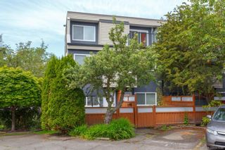 Photo 1: 1 50 Montreal St in Victoria: Vi James Bay Row/Townhouse for sale : MLS®# 841698