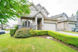"""Photo 1: 16038 80A Avenue in Surrey: Fleetwood Tynehead House for sale in """"FLEETWOOD"""" : MLS®# R2582683"""