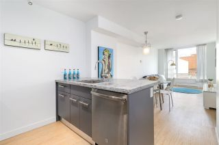 """Photo 2: 912 188 KEEFER Street in Vancouver: Downtown VE Condo for sale in """"188 KEEFER"""" (Vancouver East)  : MLS®# R2306142"""