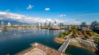 """Photo 38: 701 151 ATHLETES Way in Vancouver: False Creek Condo for sale in """"CANADA HOUSE ON THE WATER"""" (Vancouver West)  : MLS®# R2617164"""