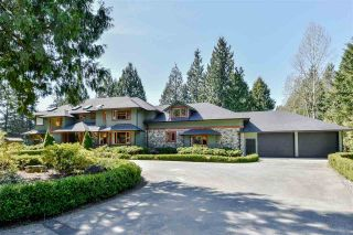 """Photo 2: 447 232 Street in Langley: Campbell Valley House for sale in """"Campbell Valley"""" : MLS®# R2574930"""