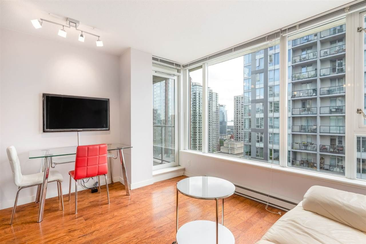 Main Photo: 1605 1001 RICHARDS STREET in : Downtown VW Condo for sale (Vancouver West)  : MLS®# R2475275