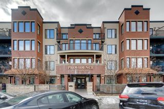 Main Photo: 211 1321 KENSINGTON Close NW in Calgary: Hillhurst Apartment for sale : MLS®# A1092496