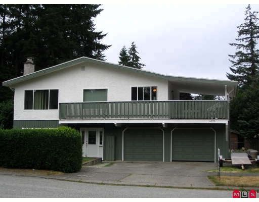 """Main Photo: 4653 197TH Street in Langley: Langley City House for sale in """"MASON HEIGHTS"""" : MLS®# F2916893"""
