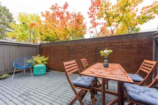 """Photo 1: 106 555 W 14TH Avenue in Vancouver: Fairview VW Condo for sale in """"CAMBRIDGE PLACE"""" (Vancouver West)  : MLS®# R2216351"""