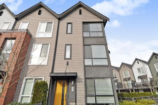 """Photo 1: 32 2325 RANGER Lane in Port Coquitlam: Riverwood Townhouse for sale in """"FREEMONT BLUE"""" : MLS®# R2431249"""