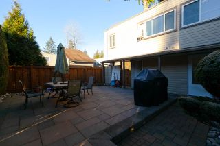 Photo 2: 12 3397 HASTINGS STREET in Port Coquitlam: Woodland Acres PQ Townhouse for sale : MLS®# R2341622
