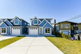 Photo 1: 5351 CHESHAM Avenue in Burnaby: Central Park BS 1/2 Duplex for sale (Burnaby South)  : MLS®# R2417757
