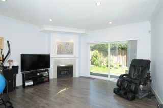 Photo 4: 27 9800 KILBY Drive in Richmond: West Cambie Townhouse for sale : MLS®# R2581676