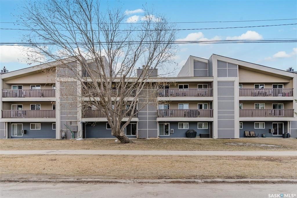 Main Photo: 123 425 115th Street East in Saskatoon: Sutherland Residential for sale : MLS®# SK849558