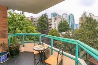 """Photo 18: 504 1132 HARO Street in Vancouver: West End VW Condo for sale in """"THE REGENT"""" (Vancouver West)  : MLS®# R2237242"""