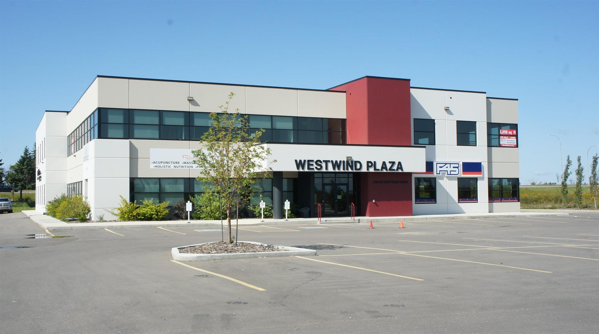 Main Photo: 123 20 WESTWIND Drive: Spruce Grove Office for sale or lease : MLS®# E4252561