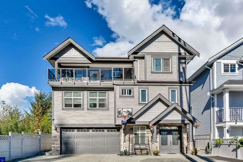 Main Photo: 3367 FRANCIS Lane in Coquitlam: Burke Mountain House for sale : MLS®# R2114362