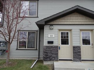 Photo 28: 59 5031 James Hill Road in Regina: Harbour Landing Residential for sale : MLS®# SK833132
