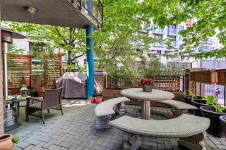 "Photo 14: 113 2635 PRINCE EDWARD Street in Vancouver: Mount Pleasant VE Condo for sale in ""SOMA LOFTS"" (Vancouver East)  : MLS®# R2472969"