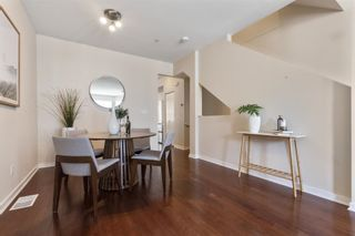 """Photo 4: 8583 AQUITANIA Place in Vancouver: South Marine Townhouse for sale in """"SOUTHAMPTON"""" (Vancouver East)  : MLS®# R2608907"""