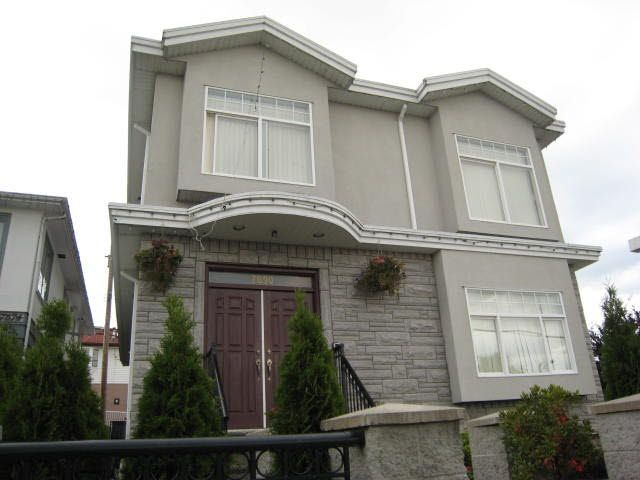 Main Photo: 7690 FRASER STREET in : South Vancouver House for sale : MLS®# V683422