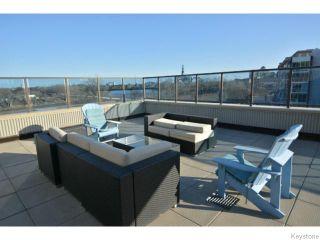 Photo 16: 340 Waterfront Drive in Winnipeg: Central Winnipeg Condominium for sale : MLS®# 1618950