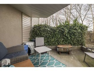 """Photo 23: 109 5765 GLOVER Road in Langley: Langley City Condo for sale in """"COLLEGE COURT"""" : MLS®# R2552863"""