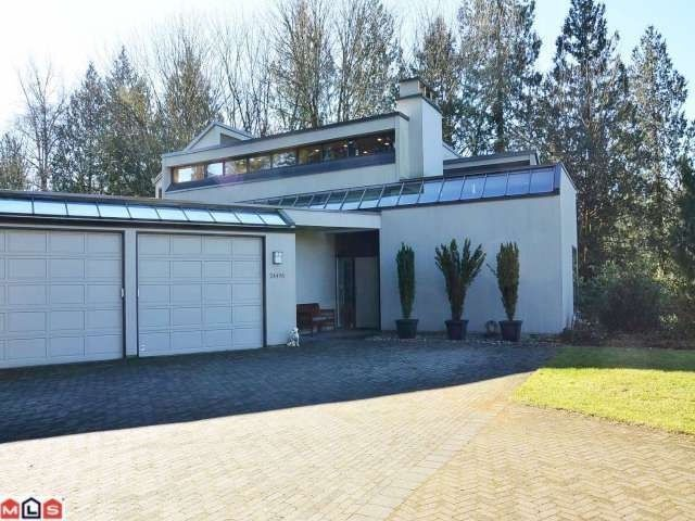 Main Photo: 24498 54TH Avenue in Langley: Salmon River House for sale : MLS®# F1210352