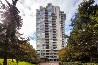 "Photo 1: 1504 235 GUILDFORD Way in Port Moody: North Shore Pt Moody Condo for sale in ""THE SINCLAIR"" : MLS®# R2507529"