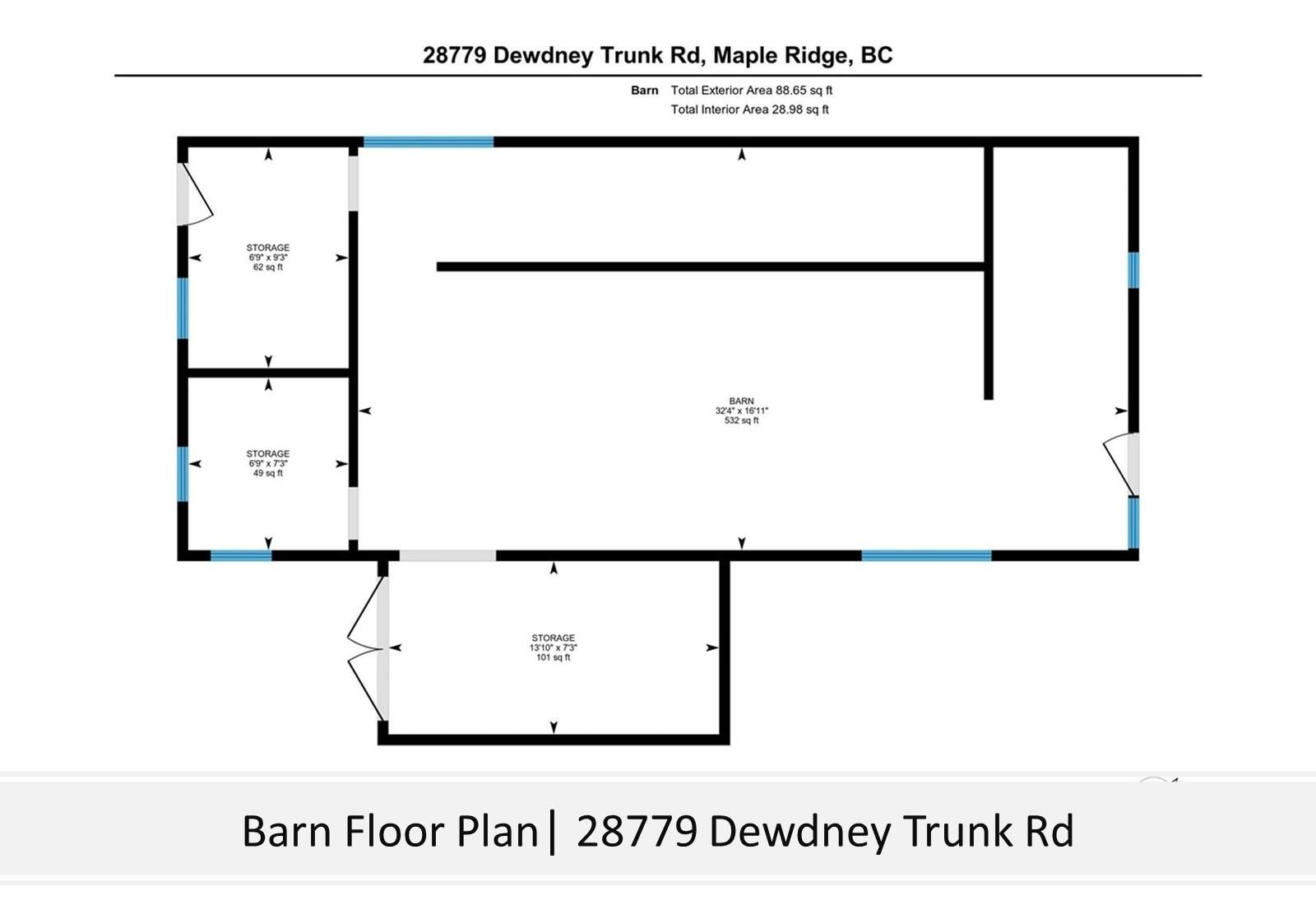 Photo 35: Photos: 28779 DEWDNEY TRUNK Road in Maple Ridge: Northeast House for sale : MLS®# R2597212