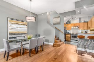 """Photo 8: 2782 VINE Street in Vancouver: Kitsilano Townhouse for sale in """"The Mozaiek"""" (Vancouver West)  : MLS®# R2151077"""