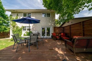 Photo 31: 202 Vista Avenue in Winnipeg: St Vital Residential for sale (2E)  : MLS®# 202011762