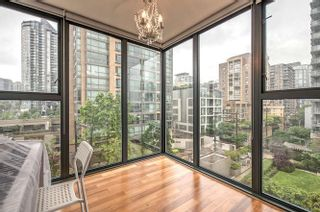 Photo 7: 605 1155 HOMER STREET in Vancouver: Yaletown Condo for sale (Vancouver West)  : MLS®# R2176454