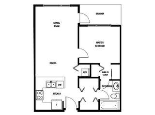 """Photo 3: 210 22315 122 Avenue in Maple Ridge: East Central Condo for sale in """"The Emerson"""" : MLS®# R2292300"""