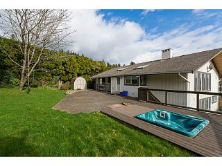 Photo 4: 1901 QUEENS AV in West Vancouver: Queens House for sale : MLS®# V1106681