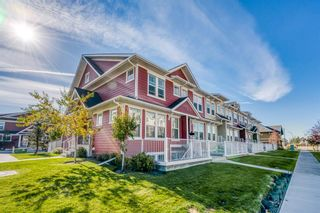 Photo 3: 69 Cranford Way SE in Calgary: Cranston Row/Townhouse for sale : MLS®# A1150127