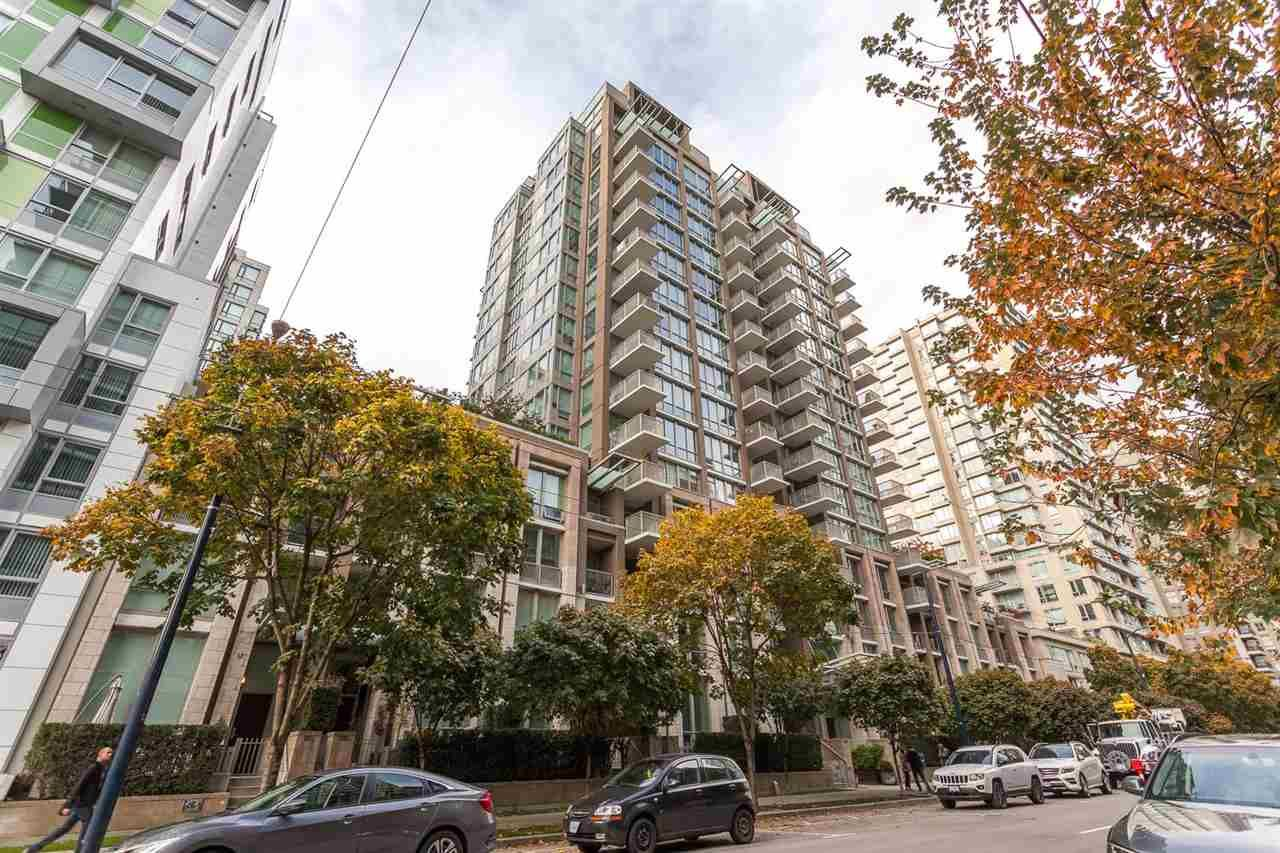 Main Photo: 1108 1055 RICHARDS Street in Vancouver: Downtown VW Condo for sale (Vancouver West)  : MLS®# R2118701