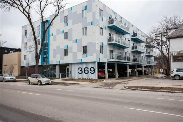 Main Photo: 304 369 Stradbrook Avenue in Winnipeg: Osborne Village Condominium for sale (1B)  : MLS®# 1907950