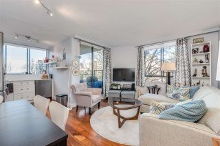 "Photo 3: 602 1108 NICOLA Street in Vancouver: West End VW Condo for sale in ""THE CHARTWELL"" (Vancouver West)  : MLS®# R2536103"