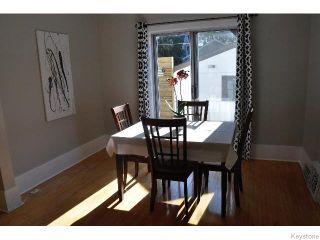 Photo 6: 784 Ingersoll Street in WINNIPEG: West End / Wolseley Residential for sale (West Winnipeg)  : MLS®# 1516601