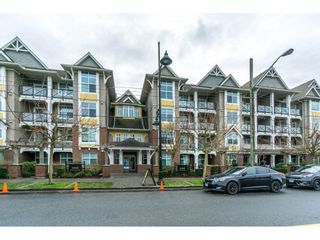 Photo 1: 208 17712 57A AVENUE in Surrey: Cloverdale BC Condo for sale (Cloverdale)  : MLS®# R2327988