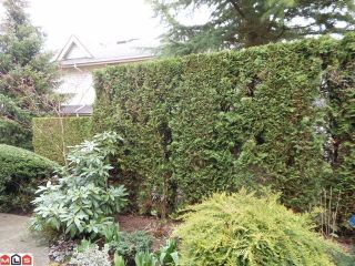 """Photo 10: 17 9971 151ST Street in Surrey: Guildford Townhouse for sale in """"SPENCERS GATE"""" (North Surrey)  : MLS®# F1210468"""