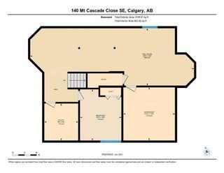 Photo 26: 140 Mt Cascade Close SE in Calgary: McKenzie Lake Detached for sale : MLS®# A1120941