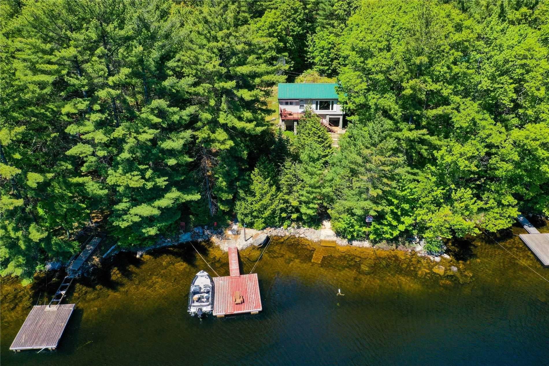 Main Photo: 1282 Woa Anstruther Lake View in North Kawartha: Rural North Kawartha House (Bungalow) for sale : MLS®# X5255516