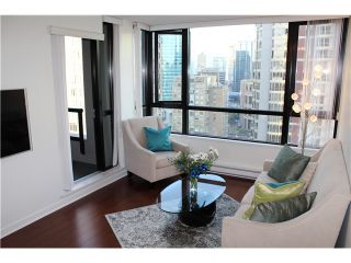 Photo 1: # 2210 909 MAINLAND ST in Vancouver: Yaletown Condo for sale (Vancouver West)  : MLS®# V1129575