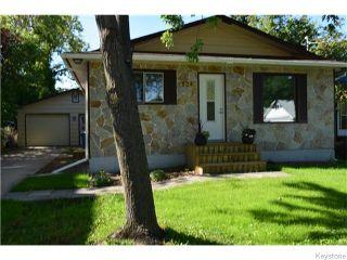 Photo 1: 934 De L'eglise Avenue in Winnipeg: St Norbert Residential for sale (1Q)  : MLS®# 1626630