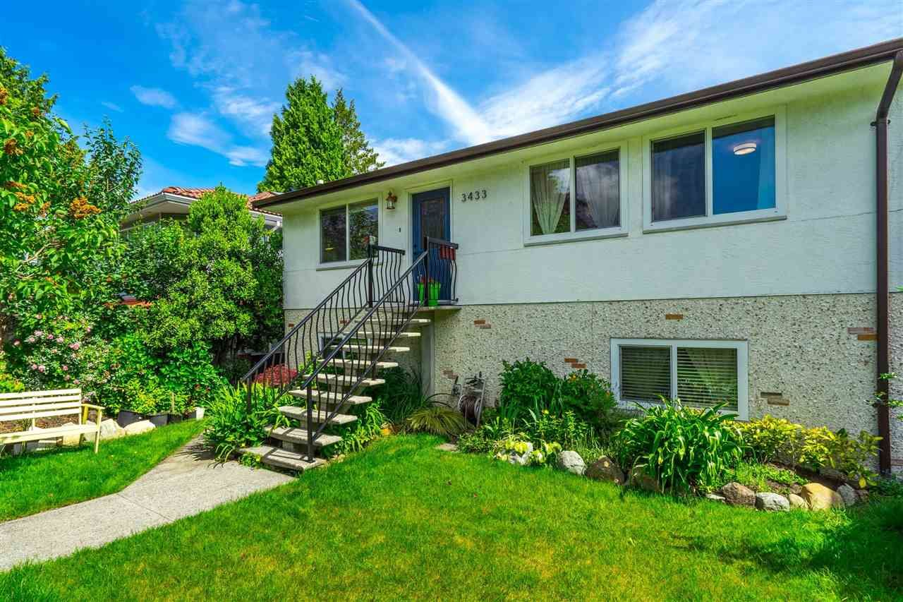 Main Photo: 3433 WORTHINGTON Drive in Vancouver: Renfrew Heights House for sale (Vancouver East)  : MLS®# R2590862
