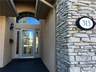 Photo 5: 313 GLENEAGLES View: Cochrane House for sale : MLS®# C4047766