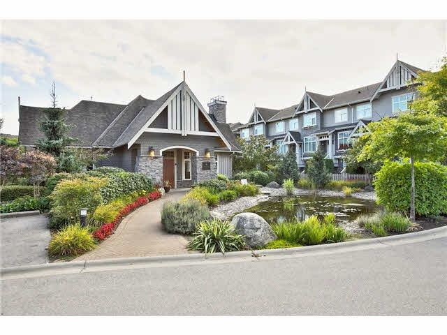 """Photo 16: Photos: 71 9800 ODLIN Road in Richmond: West Cambie Townhouse for sale in """"HENNESSY GARDEN"""" : MLS®# R2004610"""