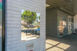 "Photo 16: 312 1588 E HASTINGS Street in Vancouver: Hastings Condo for sale in ""Boheme"" (Vancouver East)  : MLS®# R2169740"