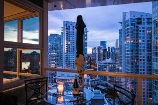 """Photo 28: 2305 1077 MARINASIDE Crescent in Vancouver: Yaletown Condo for sale in """"MARINASIDE RESORT"""" (Vancouver West)  : MLS®# R2544520"""