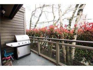 "Photo 10: 1298 W 6TH Avenue in Vancouver: Fairview VW Townhouse for sale in ""Vanderlee Court"" (Vancouver West)  : MLS®# V1130216"