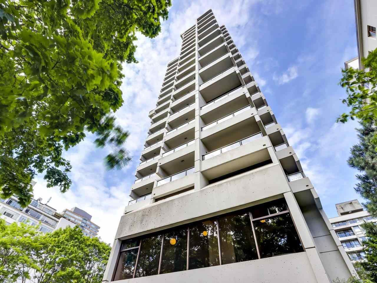 Main Photo: 201 1995 BEACH Avenue in Vancouver: West End VW Condo for sale (Vancouver West)  : MLS®# R2592938