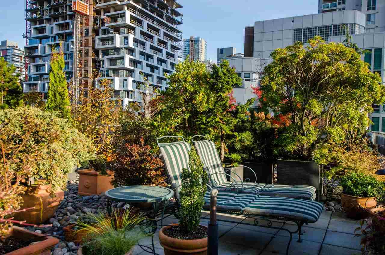 Main Photo: 708 1500 HORNBY STREET in : Yaletown Condo for sale : MLS®# R2245639